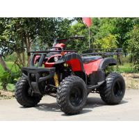 200cc Air Cooled Manual Clutch Four Wheel ATV With Front Double A - Arm Manufactures