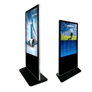 Wifi Network Digital Signage Kiosk Multi Meida Player Function Support Multi - Language Manufactures