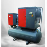8kw Combined Screw Air Compressor Manufactures