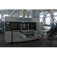 Rotary Die Cutter Corrugated Cardboard Box Making Machine Automatic 150 Pieces/Min Manufactures