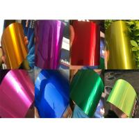 Electrostatic Thermoset Powder Coating , Red Powder Coat Used In Metal Finishing Manufactures