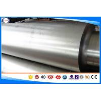 817M40 / SAE4340 Forged Steel Shaft For Mechnical Purpose OD 80-1200 Mm Manufactures