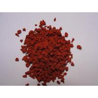 Weatherproof TPU Granules Odorless Safety For Sports Center / Training Places Manufactures