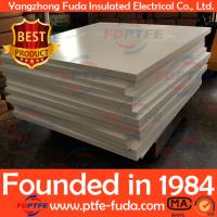 Quality white teflon ptfe sheet for sale