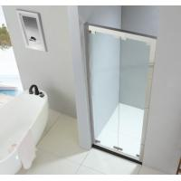 Foldable shower enclosure 800*800mm with 304 stainless steel & tempered clear glass Manufactures