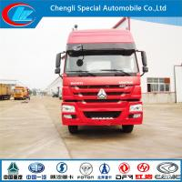 Sinotruk HOWO 6X4 High Roof Tractor Truck for Sale Manufactures