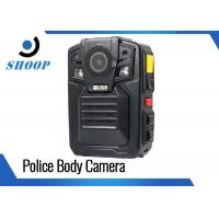 33 Megapixel Night Vision Body Camera , Security Guard Body Camera Ambarella A7L50 Manufactures