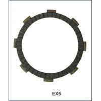 Motorcycle clutch parts plates , motorcycle spare parts for Honda EX5 Manufactures