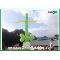 China Rip-stop Inflatable Dancing Man With Direction Giving , Inflatable Air Tube Man on sale