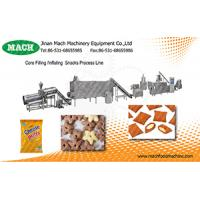 Inflating snack food processing machinery Manufactures