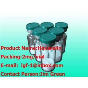 China Hexarelin; MT-1; PT-141; HCG on sale