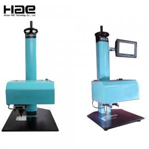 Nameplate Pneumatic Marking Machine , Dot Peen Engraving Marking Machine Manufactures