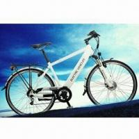 Commuter City E-bike with 250W Motor, 36V/7.8Ah Li-ion, 28-inch Wheel, 25kph Max Speed, Runs 55km Manufactures