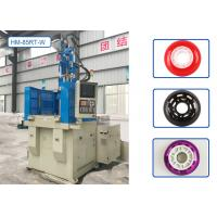 China Skating Roller Rotary Table Injection Molding Machine With 85T Clamping Force on sale