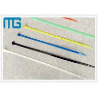 Flexible PA66 Nylon Cable Ties 60mm Heat Resistant Erosion Control CE Certificate Manufactures