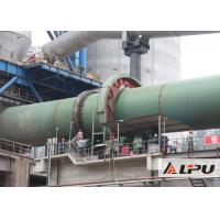 Metallurgical And Chemical Rotating Kiln For Poor Iron Ore Magnetization Calcination Manufactures