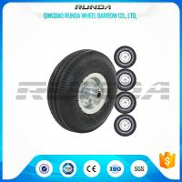 Smart Balance Pneumatic Trolley Wheels PP Rim Diamond Pattern 20mm Inner Hole Manufactures