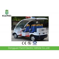 Eco Friendly Electric Sightseeing Car With 4 Wheels / Radio And MP3 Player Manufactures