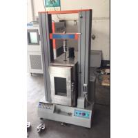 Tensile Strength Testing Machine -40℃~Max.150℃ High and Low Temperature Manufactures