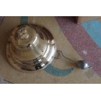 High quality H62 300mm ship brass bell Manufactures