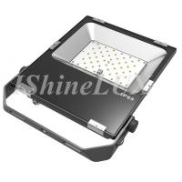 Business Building Lighting 50W Slim Led Floodlight 4250LM with Osram Chip Manufactures