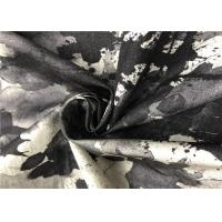 Splash - Ink Graphic Print Fabric , Super Soft Touch Graphic Upholstery Fabric Manufactures