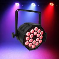 18 x 15 Watt 5-in-1 RGBAW LED PAR Can Indoor Manufactures