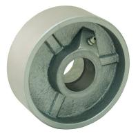 Customized Ductile Iron Cast Wheels And CNC Lathe Machining , Small Iron Castings Manufactures