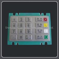 China Bank Atm Pin Keypad Long Service Life, Atm Pin Keyboard With Strong Bearing on sale