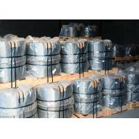 China Cold Drawn Non - Alloy Bright Steel Wire For Rope BS EN 10264 on sale
