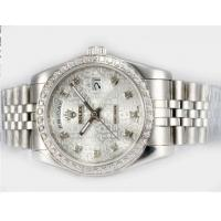 Original Rolex Day-Date Automatic Diamond Bezel And Marking with original box Manufactures