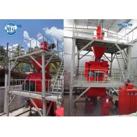Durable Dry Mortar Equipment Dry Valve Type / Open Type Packing Full Automatic CE Cetificate Manufactures