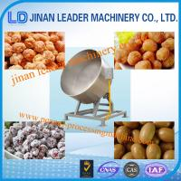 Peanut Sugar Coating Machine Small electrical chocolate candy Manufactures