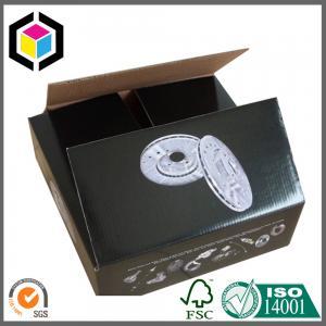 Regular Slotted Case Cardboard Paper Corrugated Packaging Box for Brake Disc Manufactures