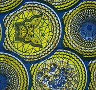 veritale wax printed cotton african fabric Manufactures