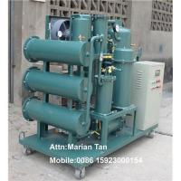 China Waste Hydraulic oil  decolorization, Lubricant oil recycling machine on sale