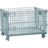 collapsible wire mesh containers Manufactures
