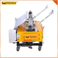 Models Wall Plastering Machine Painting Stucco Over Brick Wall Ezrenda Manufactures