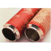 Fabric Printing Rotary Nickel Screen , Accurate Textile Screen Printing Mesh 125V Manufactures