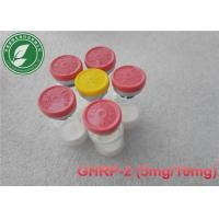 GHRP-2 99% Purity White Powder Human Growth Peptide hormone GHRP-2 For Fat Burning Manufactures