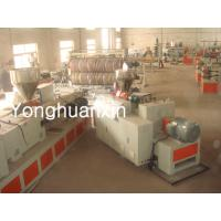 PVC paint free sheet production line Manufactures