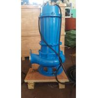 submersible pump sewage pump stainless steel dirty water pump WQ Manufactures