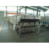 Craft Brewery Automated Bottling Machine Beer Tunnel Pasteurizer 1 Year Guarantee Manufactures
