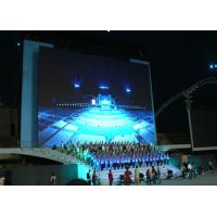 High Brightness PH16mm 1R1G1B P16 Stage Led Screens with Color Quantity 280 Trillion Manufactures