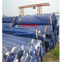 EN 10297 20MNV6 Carbon Seamless Steel Pipe With  Carbon Steel Plate Manufactures