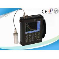 Ultrasonic Non Destructive Testing Equipment , High Resolution Digtal Flaw Detector Manufactures
