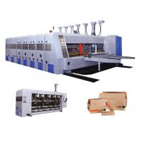 High Speed multi Color Flexo Printing Machine for carton box Manufactures
