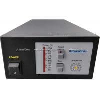 Portable Ultrasonic Power Supply High Stability Frequency Auto Tuning For Plastic Welder Manufactures