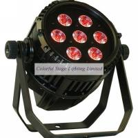 7x15W Outdoor RGBAW 5in1 LED Par Can Manufactures