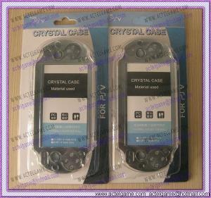 PS Vita 2000 Crystal Case PSvita game accessory Manufactures